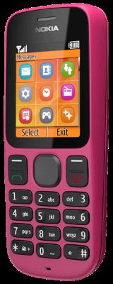 Nokia 100_side