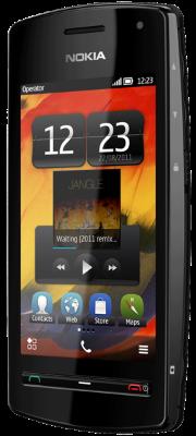 Nokia 600_side
