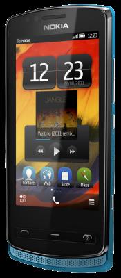 Nokia 700_side