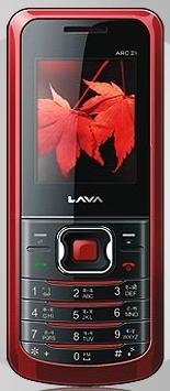 Lava ARC 21_front