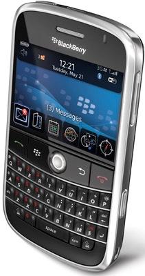 BlackBerry Bold 9000_side