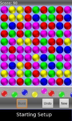 Bubble Burst Free-screenshot