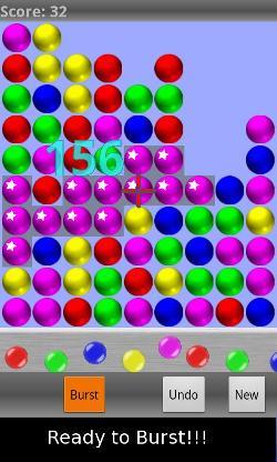 Bubble Burst Free-screenshot1