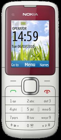 Nokia C1-01_front