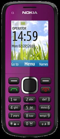 Nokia C1-02_front