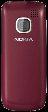 Nokia C2-00_back