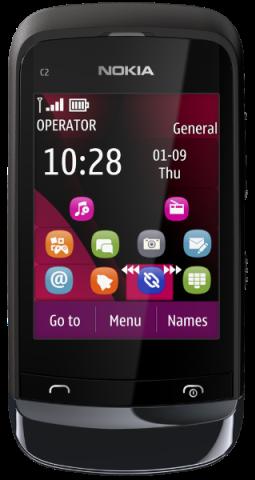 Nokia C2-02_front