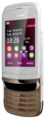 Nokia C2-03_side
