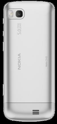 Nokia C3-01_back