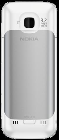 Nokia C5-00_back