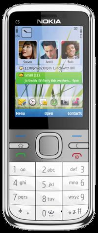 Nokia C5-00_front