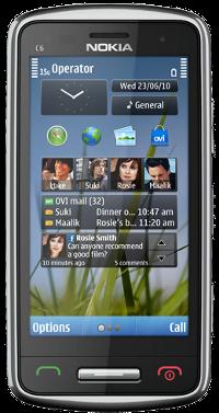 Nokia C6-01_front