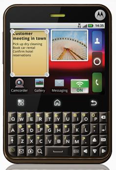 Motorola CHARM_front