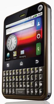 Motorola CHARM_side