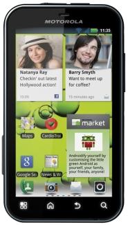 Motorola Defy+_front