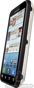 Motorola Defy_Side