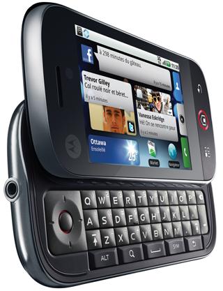 Motorola Dext_Keypad