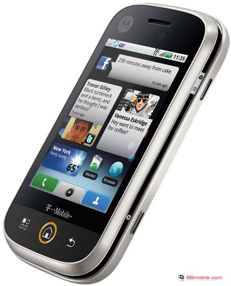 Motorola Dext_Side