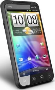 HTC EVO 3D_side