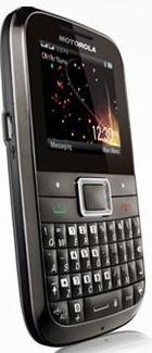 Motorola EX109_side