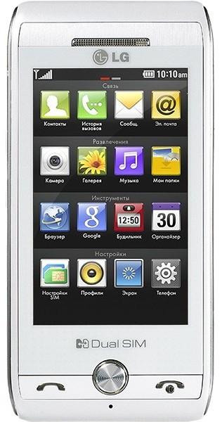 LG GX500_Front