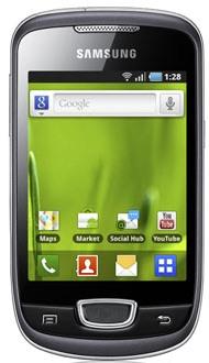 Samsung Galaxy POP S5570