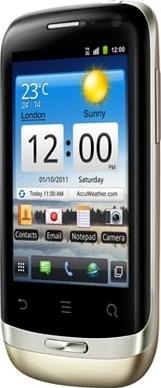 Huawei Ideos X3-side