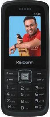 Karbonn K343_front