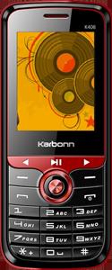 Karbonn K406_front
