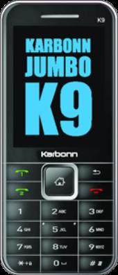 Karbonn K9_front