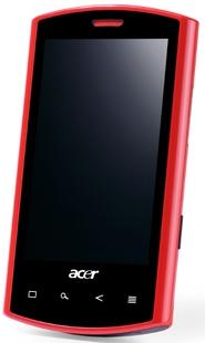 Acer Liquid E Ferrari Edition_side