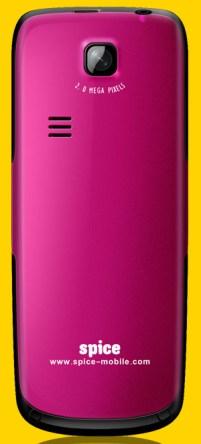 Spice M-6200_camera