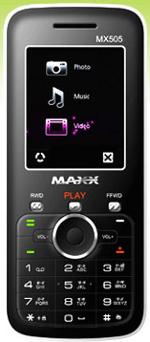 Maxx MX505