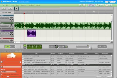 Myna_Audio Editor