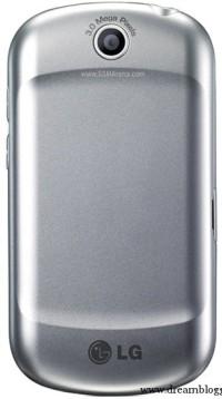 LG Optimus Me P350_camera