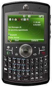 Motorola Q 9h_Front
