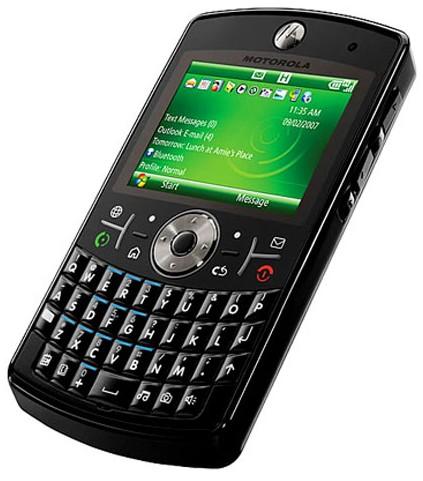 Motorola Q 9h_Side