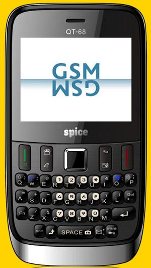 Spice QT 68_Front