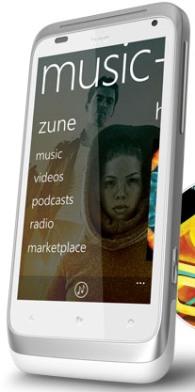 HTC Radar_side