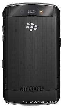 BlackBerry Storm 9530_Back
