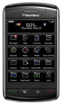 BlackBerry Storm 9530_Front