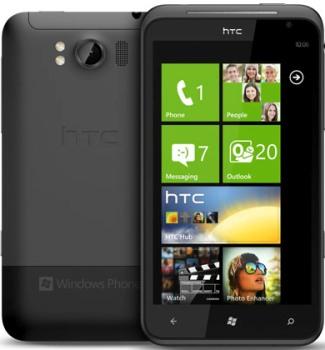 HTC Titan_front