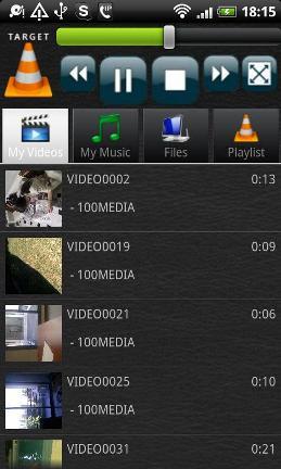 VLC Direct Screenshot2