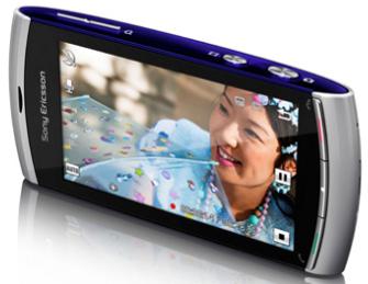 Sony Ericsson Vivaz3