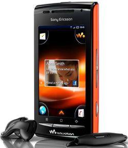 Sony Ericsson W8_front