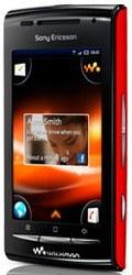 Sony Ericsson W8_side