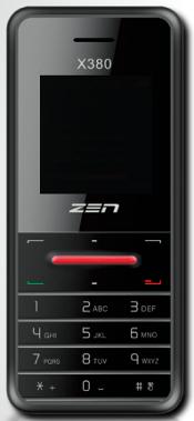 Zen X380