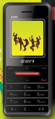 Zen X390