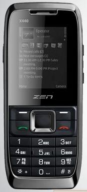 Zen X440