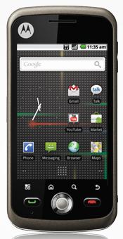 Motorola XT3_Front